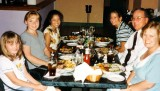 1997 - Donna, Karen, Gillian Justice, Nancy Rodriguez, Don and Karen