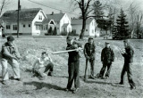 Baseball - playing it with no adults to help kids with the rules of the game?