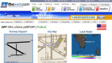 FBOweb.com spells it at OPA LOCKA and the Microsoft map in the middle spells it as Opa-Locka Airport