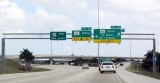 The Florida Department of Transportation has it wrong as Opa Locka on overhead road sign at the end of I-75 southbound