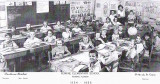 1955 - Barbara Booher's 3rd grade class at Perrine Elementary School (54-55)
