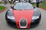Pebble Beach, August 2008 -- Bugatti Veyrons ... Nikon D300