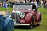 1939 Lagonda V-12 Drop Head Coupe