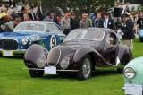1938 Talbot T150-SS Figoni et Falaschi Coupe