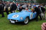 1955 Ferrari 500 Mondial Scaglietti Spyder Series II