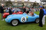 1955 Ferrari 500 Mondial Scaglietti Spyder Series II (st)