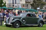 1935 Lincoln K LeBaron Coupe (st)