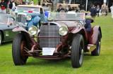 1929 Mercedes-Benz SSK Barker Roadster