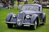 Best of Show, 1938 Alfa Romeo 8C 2900B Touring Berlinetta