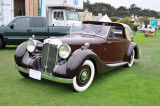 1938 Lagonda V-12 Sedanca Coupe