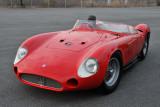 Simeone Automotive Museum -- 1956 Maserati 300S, March 2010