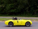 Vintage Car Racing, Summit Point, W.Va. - 2006, Canon S2