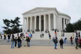 Jefferson Memorial, Washington, D.C., March 2008, Nikon D300 Settings