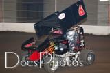 Salem Indoor Racing Jan 9  2010 Night Races