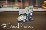 Salem Indoor Racing Jan 30 2010 DAY