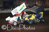 Salem Indoor Racing Jan 30 2010 NIGHT