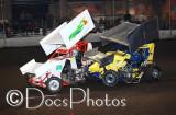 Salem Indoor Racing Jan 30 2010 NIGHT