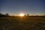 Sunset Over Huntington