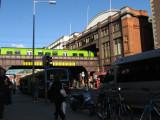 Pearse Street Station - Dublin, Ireland