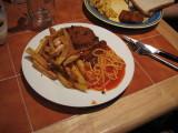 My Housemate made dinner