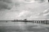 fishing pier at bokeelia