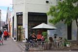 Street scene in Fitzroy