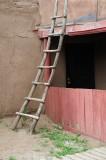 Taos Pueblo Ladder