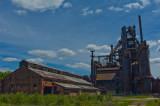 Sunday Morning at Bethlehem Steel