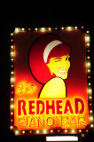 Red Head Piano Bar