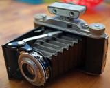 Agfa Record III 6x9 camera