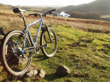 Pentlands Mountain Biking