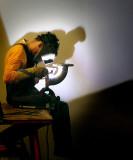 Exhibition 2005 (Men at work)