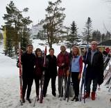 Bretton Woods XC ski trip 2-20-10