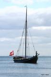 Vikinge skib / Viking ship