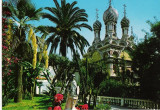 Rusian Church San Remo Italy