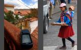 Hostal @ alt. 3469m  |  Peruanian woman