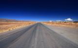 Road near Tiahuanaco