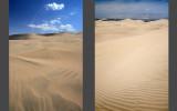 Desert near Huacachina