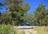 154mm artillery at Hel Peninsula