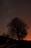 Milky Way with Comet 17P Holmes