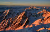 Sunrise in High Tatras