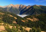 Fall in West Tatras