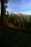 Sunrise in Tatras