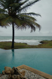 Pool at Tobago Hilton