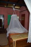 My mosquito netting - Mt. Plaisir - Room 2