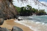Small Beach in Trinidad