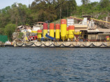Mining Operation on Small Island