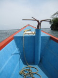 Our Boat and Anchor