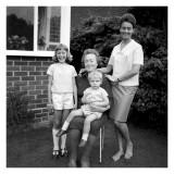 Kina, Grandmother, Mum & Me