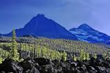 Willamette Pass. Nikon d90, 665 Infrared